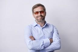 Geschäftsführer Mathias Thomas
